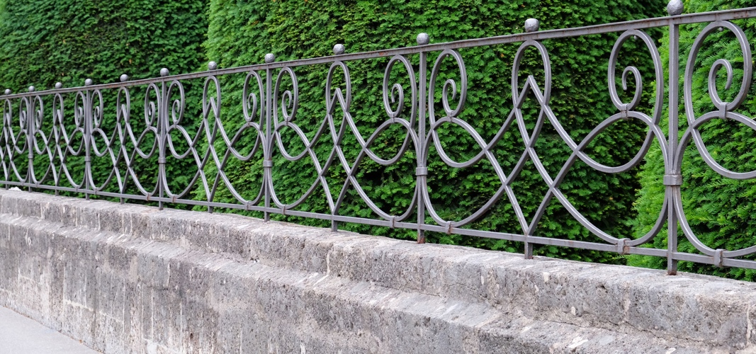 las vegas ornamental iron fence