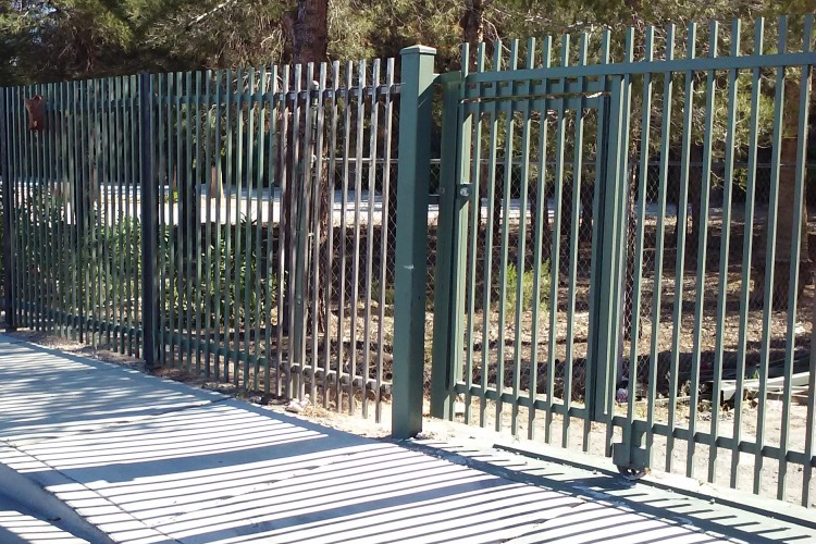 Commercial Security Gate Installation And Repair A1 Fence