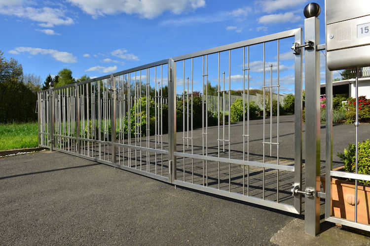 commercial security gate pahrump